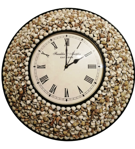 Seep Work Wall Clock